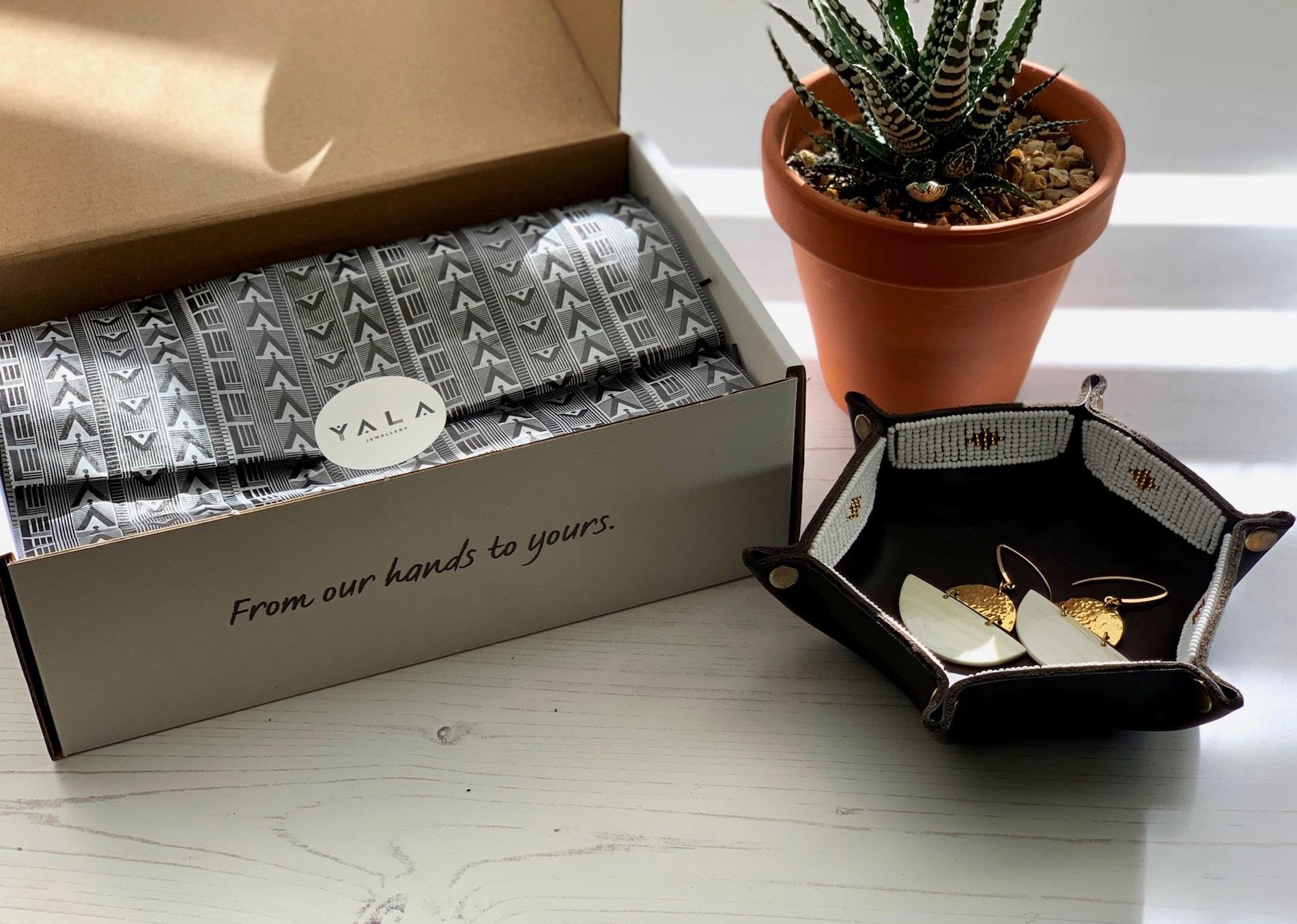 Yala jewellery custom tissue paper